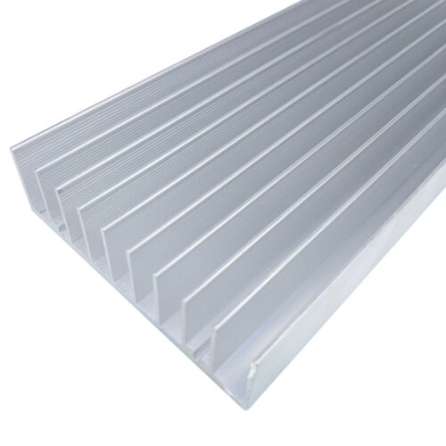 US Stock Universal Aluminum Heatsink Power Triode FET LED SSR 9.45