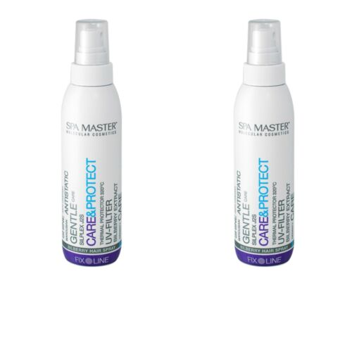 Haarspray Hitzeschutzspray Feuchtigkeit Spray Pflegespray Leave in Conditioner