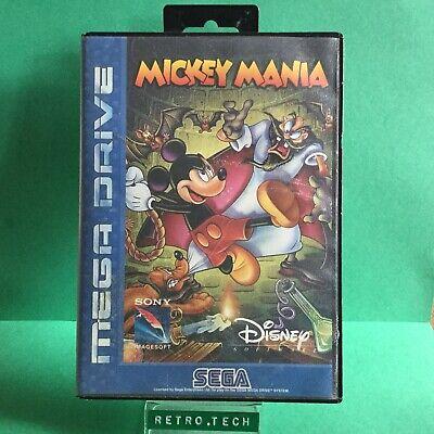 Mickey Mania - Sega Mega Drive