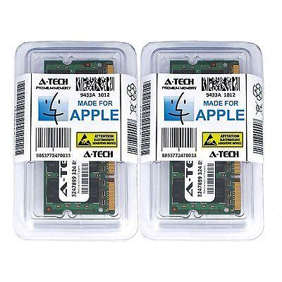 4GB 2X 2GB MacBook iMac Mid 2009 Early 2008 A1181 MC240LL/A MB323LL/A Memory Ram