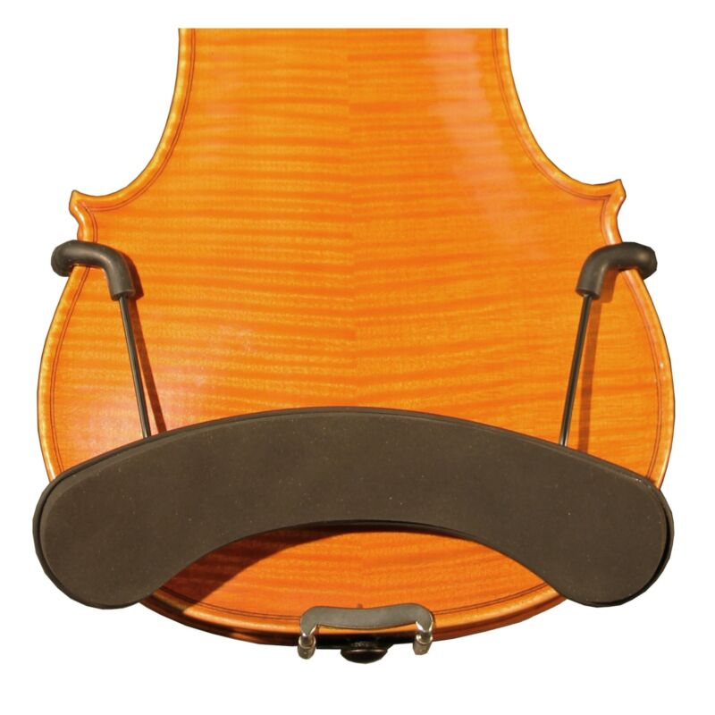 Comford Violin Shoulder Cradle Gold Plastic Medium