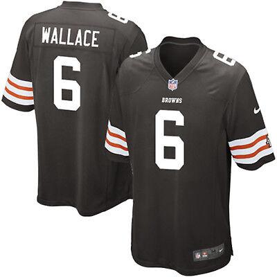Seneca Wallace Cleveland Browns Nike Youth Game Jersey. Retail $70. U Pick Size.