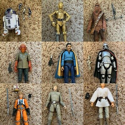 Star Wars Black Series Assortment