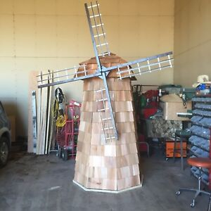 LAWN WINDMILL FOR SALE