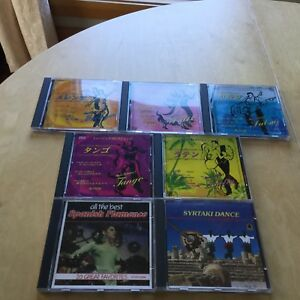 7CD / DANCE MUSIC VARIETY
