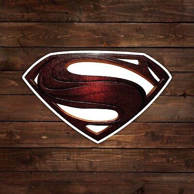 Superman DCEU Justice League Logo Decal/Sticker](Superman Logo Stickers)