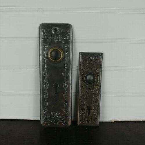 Vintage Door Plate, Decorative Door Plates, Back Plates, Junk Journaling,