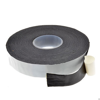 High Voltage Insulation - High Voltage Self Fusing Rubber Insulation Tape 0.8mm Thick 10m