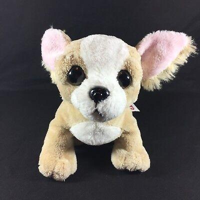 Webkinz Lil Kinz Chihuahua Dog Plush Stuffed Animal Ganz No Code 7