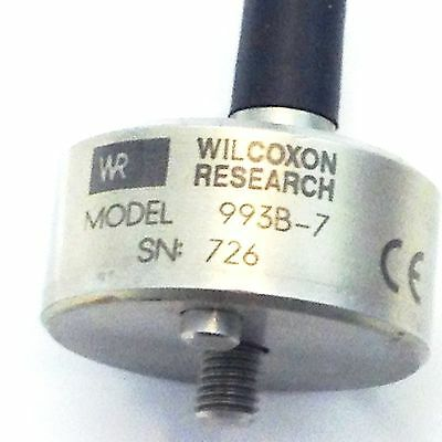 Wilcoxon Research Model 993b-7 General Purpose