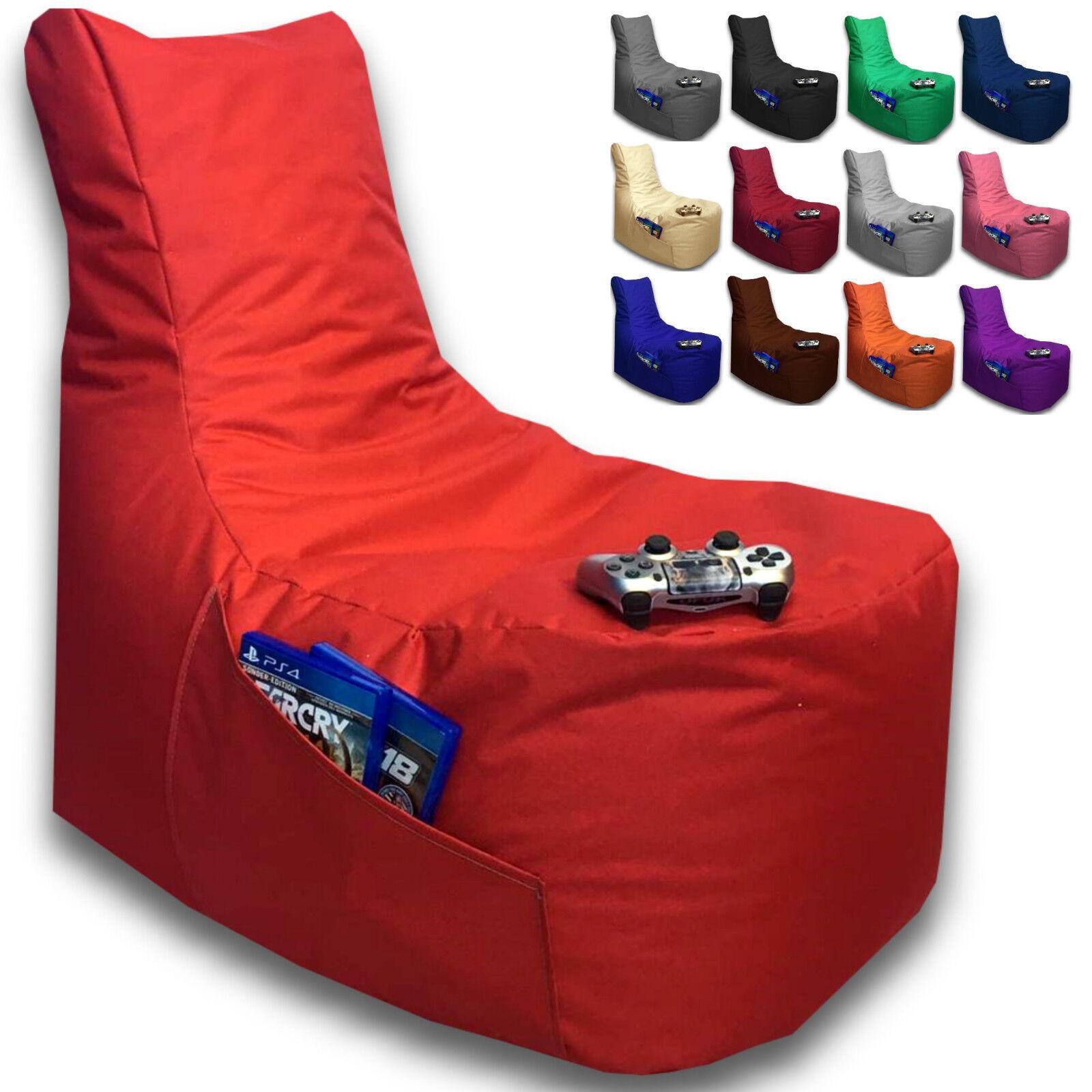 Sitzsack Sessel Mit Fullung Kinder Erwachsene