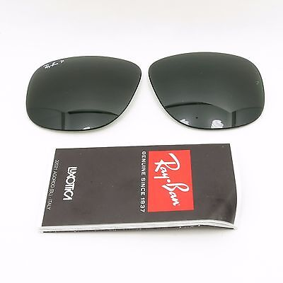 RAY BAN RB REPLACEMENT LENSES 4147 601/58 Green Polarized Authentic New (Ray Ban Plastic Lenses)