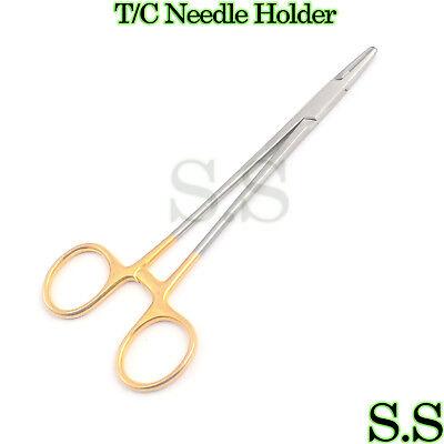 Tc Needle Holder Surgical Dental Veterinary Instrument