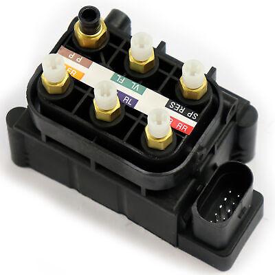 Ventilblock Magnetventil Ventileinheit Luftfederung Mercedes W164 166 2123200358
