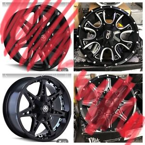 mag 20x9 +18 6x135 6x139 ford gm Chevrolet liquidation