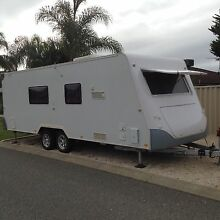 2007 Jayco $33,000 value SWAP for boat 18-21ft half cab Meadow Springs Mandurah Area Preview