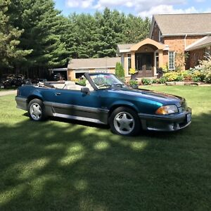 1993 Ford Mustang Gt | Kijiji in Ontario  - Buy, Sell & Save