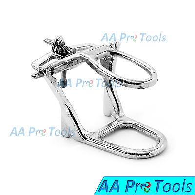 Dental Lab Articulator Chrome Plated Apex 2 Low Arch Denture Adjustable