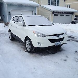 2011 Hyundai Tucson limited edition
