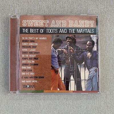 Toots & The Maytals Sweet & Dandy Best Of Trojan Records 06076 80329-2 (Best Of Toots And The Maytals)