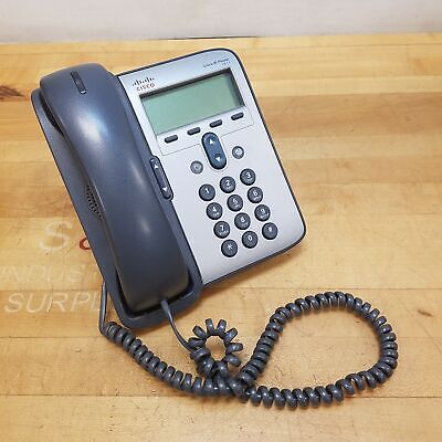 Cisco Cp-7911g Unified Ip Phone - Used
