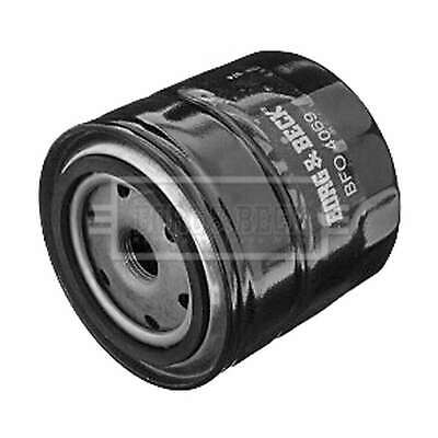 Fits Nissan X-Trail T30 2.2 dCi 4x4 Borg & Beck Screw-On Spin-On Oil Filter