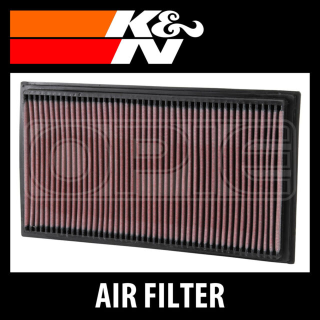 K&N High Flow Replacement Air Filter 33-2747 - K and N Original Performance Part