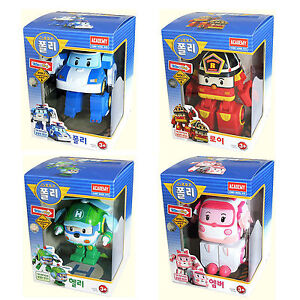 Robocar poli toys games ebay - Robot car polly ...