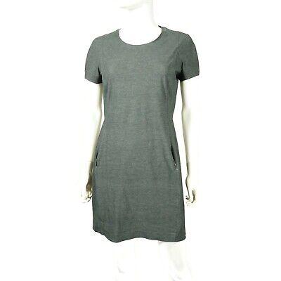 Lululemon Womens Go Endeavor Dress Size 8 Gray Lightweight Vented Moisture Wick