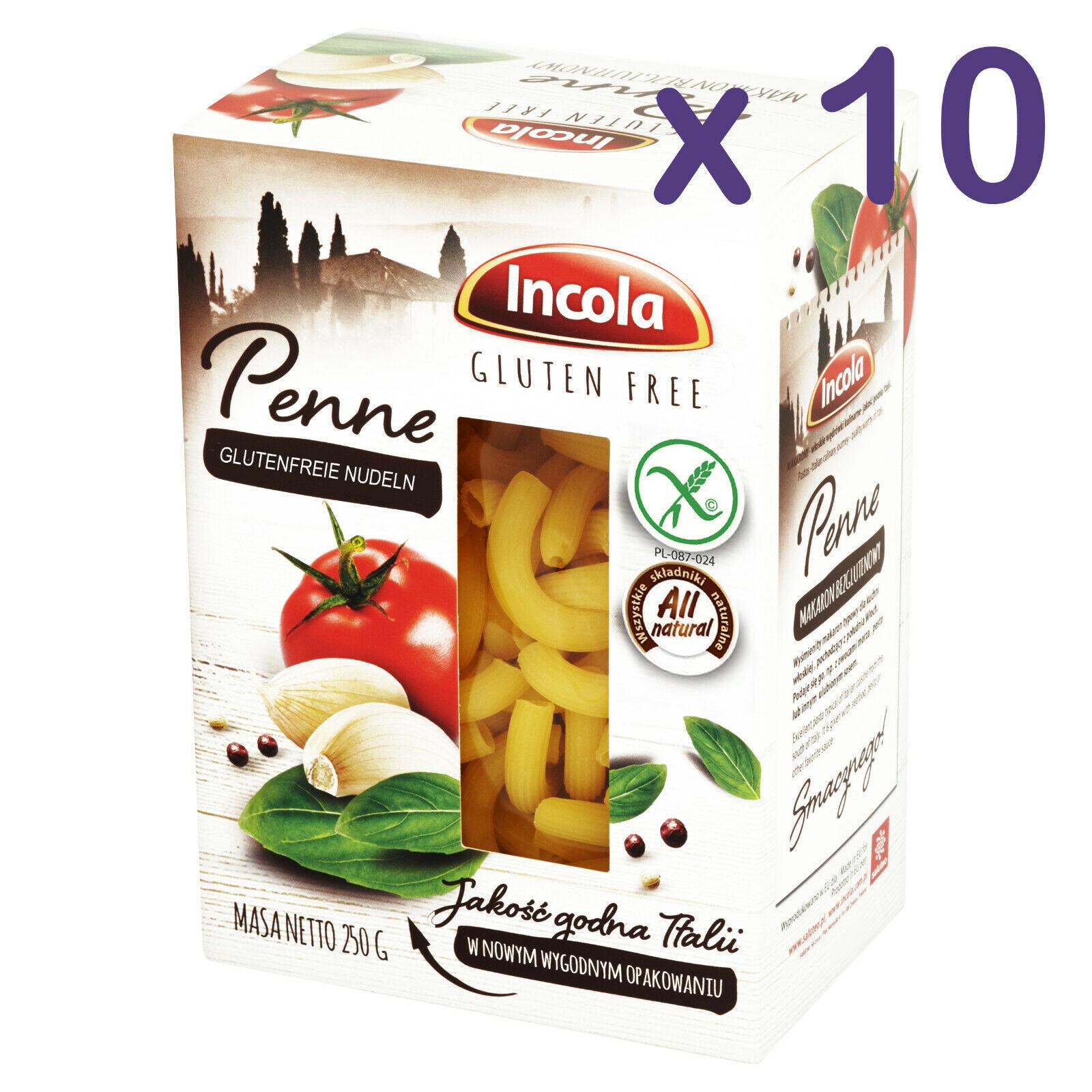 (10,36€/kg) GLUTENFREI Nudeln PENNE 2,5kg glutenfreie Pasta Laktosenfrei