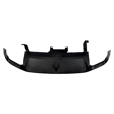 Ford Mustang Rear Bumper (2013-2014 Ford Mustang Shelby GT500 Rear Bumper Quad Tip Exhaust Valance OEM)