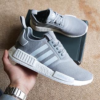 Adidas NMD Grey Size US 9.5