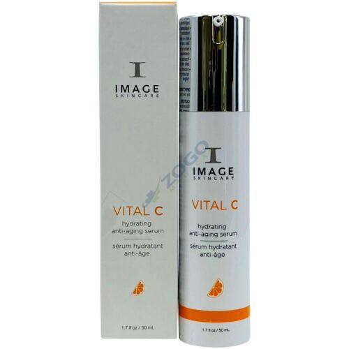Image Skincare Vital C Hydrating Anti-Aging Serum 1.7 oz - New in Box