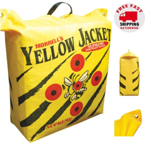 Morrell Yellow Jacket Field Point Bag Crossbow Compound Bow Archery Arrow Target