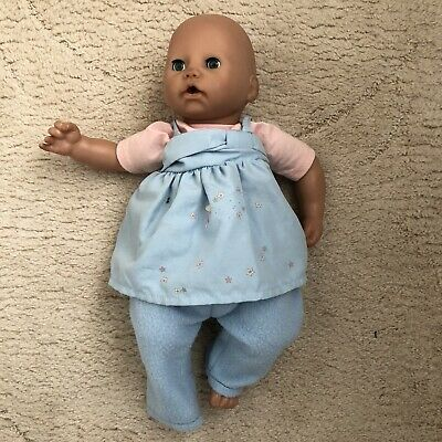 Interactive Zapf Creation 2007 Baby Annabell Doll with Clothes