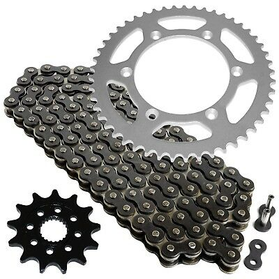 Black Drive Chain And Sprocket Kit for Yamaha YZ250F 2005-2009 2012