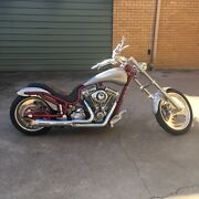 Custom Choppa Bowen Hills Brisbane North East Preview
