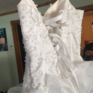 Wedding dress.  Open to offers