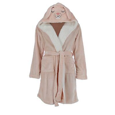 Animal With Womens (New Gertex Women's Plush Hooded Robe with Novelty Animal)