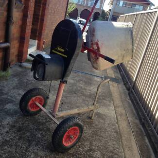 Cement mixer - rent Marrickville Marrickville Area Preview