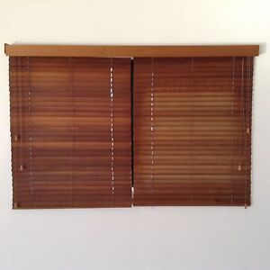 Wooden Vertical Blinds Peregian Beach Noosa Area Preview