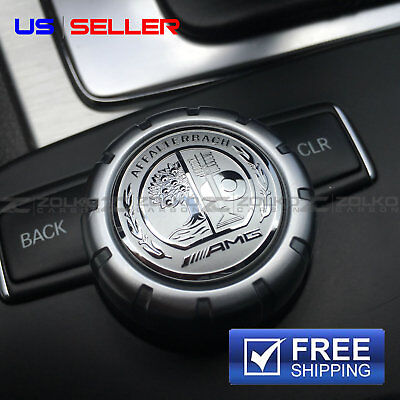 Comand Center Multimedia Rotary Control Knob Scrolling for AMG Mercedes Benz 3D