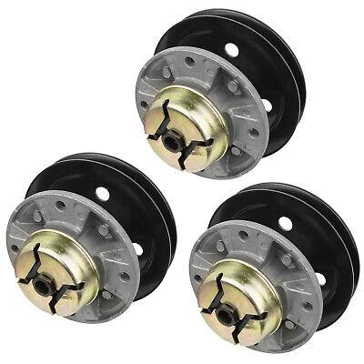 SureFit Flat Idler Pulley for John Deere AM103018 170 180 F710 F725 F735 LX277