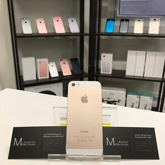 New Condition iPhone 5s in Gold Color