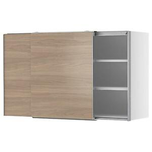 Kitchen wall units ebay for Kitchen cabinets 900mm high