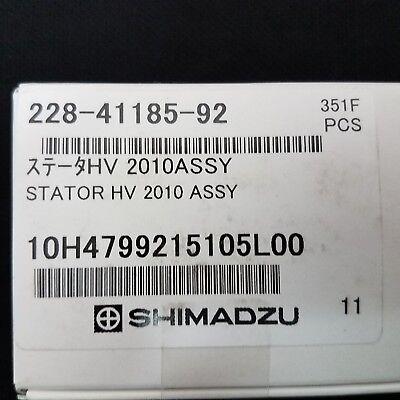 New Shimadzu 228-41185-92 Hpv Stator Assy Sil-ht Lc-2010ht