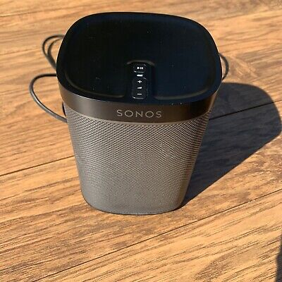 Sonos PLAY:1 Wireless Speaker (Black), Streaming Speaker