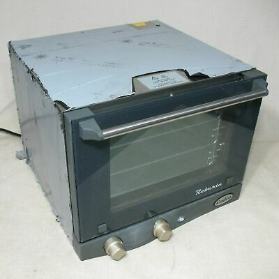 Unox Cadco Roberta Xaf003 Xaf-003 Convection Oven Commercial Made In Italy Good
