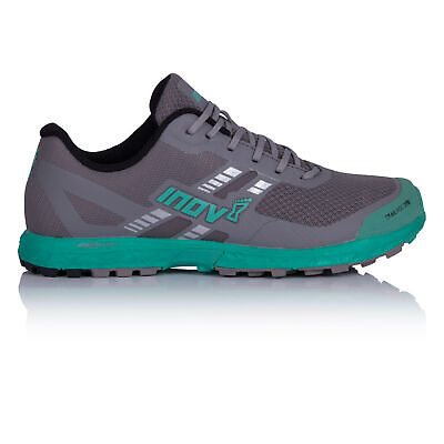 Inov8 Womens Trailroc 270 Trail Running Shoes Trainers Sneakers Blue Grey Sports