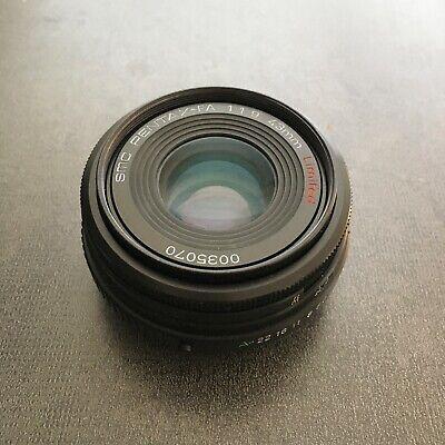 Pentax SMC FA 43mm F1.9 Limited lens - Black